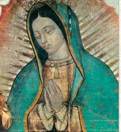 マリアの上半身
