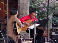 写真 ギター演奏 Junuary 2003 撮影