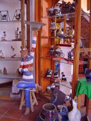 写真 素の木彫品 Junuary 2004 撮影