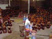 写真 ジャンベ April 2005 撮影