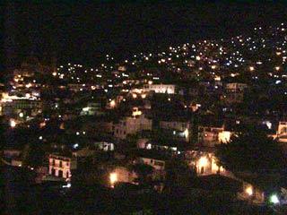 写真 タスコの夜景 March 2001 撮影