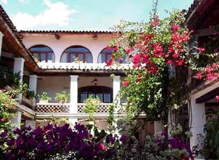 写真 ホテルポサダレラミシオン March 2001 撮影