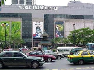ワールドトレードセンター前 March 2002 撮影