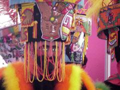 写真 チネロスピープルの踊り Junuary 2003 撮影