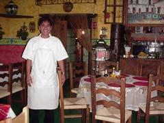 写真 レストラン1 Junuary 2003 撮影