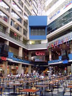 CNNセンター July 2003 撮影