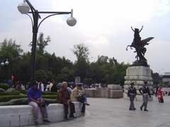 写真 アラメダ公園 May 2004 撮影