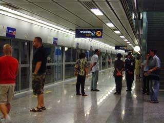 地下鉄 July 2004 撮影