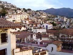 写真 タスコの風景 January 2005 撮影