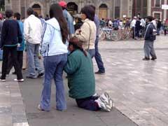 写真 グアダルーペ寺院 January 2005 撮影