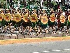写真 パレード September 2001 撮影