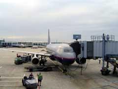 写真 空港り August 2005 撮影