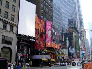 街中の風景 August 2005 撮影