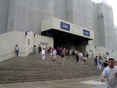 写真 メトロポリタン美術館 Augustt 2005 撮影