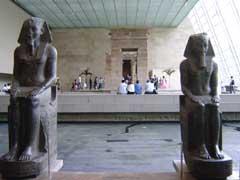 写真 メトロポリタン美術館 August 2005 撮影