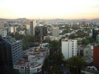 ホテルからの風景 January 2006 撮影