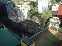 写真 ホテルからの風景 January 2006 撮影