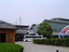 写真 杭州蕭山国際空港 April 2006 撮影