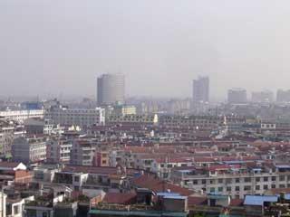 写真 ホテルから見える風景 April 2006 撮影