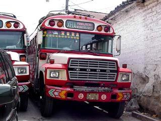 ボンネットバス March 2001 撮影