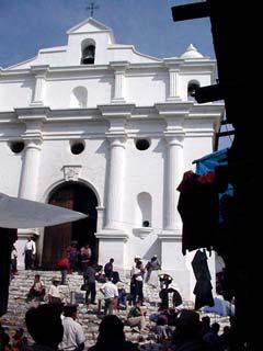サントトマス教会 March 2001 撮影