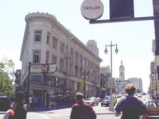 写真 マーケットストリート August 2000 撮影