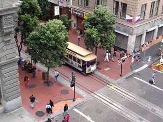 写真 ホテルの窓から August 2000 撮影